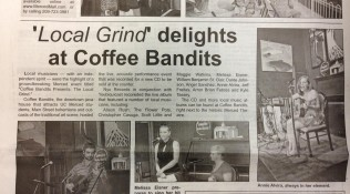 Local Grind Recording in Merced County Times
